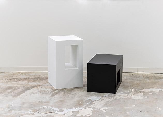 大阪のレンタルフォトスタジオ「UTSUBO STUDIO 3」のボックス
