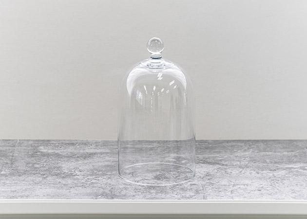 大阪のレンタルフォトスタジオ「UTSUBO STUDIO 3」のガラスドーム